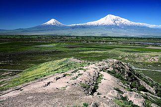 Großer Ararat von Osten