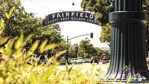 Fairfield mailbbox