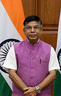 Subhas Sarkar Indian Doctor and politician