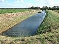 Drainage channel, North Lynn - geograph.org.uk - 1519602.jpg