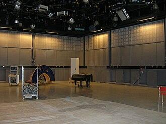 Dramatiska Institutet - Studio at Dramatiska Institutet