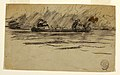Drawing, Canoe with Two Men, probably 1897 (CH 18175115).jpg