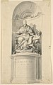 Drawing, Design for monument of Pope Clement XII, 1735 (CH 18116345-2).jpg