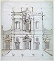 Drawing, Façade with the Albani Arms, 1730s (CH 18544831-2).jpg