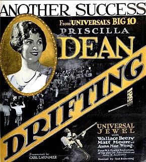 <i>Drifting</i> (1923 film) 1923 film