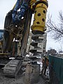 Drilling a building pile, NW corner of Berkeley and Front, 2014 01 20 (11).JPG - panoramio.jpg