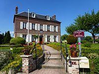 Drucourt (Eure, Fr) mairie.JPG