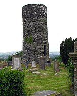 Drumbo Round Tower - geograph.org.uk - 841467.jpg