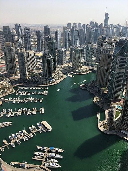 Hotel Dubai Marina Booking