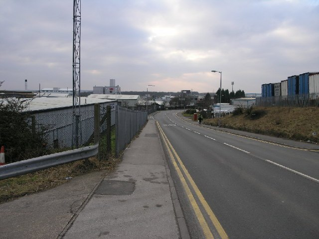 Dukeries Industrial Estate - geograph.org.uk - 127423
