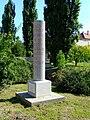 Dunaszekcső római mérföldkő.JPG