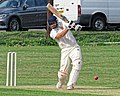Dunmow CC v Brockley CC at Great Dunmow, Essex, England 4.jpg