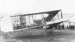 Dunne D.8 - Dunne D.8 at Farnborough, 11 March 1914