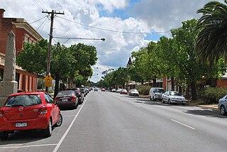 Dunolly, Victoria Town in Victoria, Australia