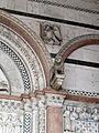 Duomo di lucca, portico, leone 05.JPG