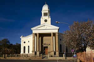 Colesberg - Dutch Reformed Church, Main Street