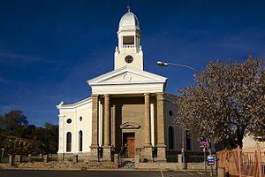 Colesberg - Dutch Reformed Church, Main Street