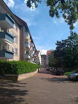 Duvehof in Hannover