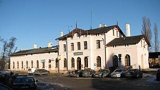 Gdańsk Oliwa railway station