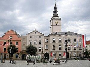 Dzierżoniów - Town Hall