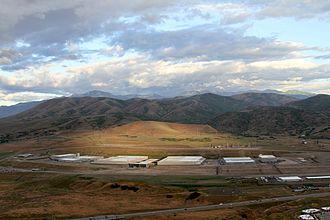 Utah Data Center - NSA's Utah Data Center