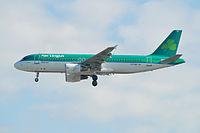 EI-EDP - A320 - Aer Lingus