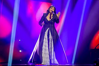Kaliopi - Kaliopi representing Macedonia in the Eurovision Song Contest 2016.