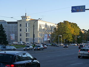 Technikum (Polish education) - Tallinna Polütehnikum continued from Soviet times to the present in Estonia