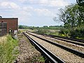 East along the railway from foot crossing near Lenham - geograph.org.uk - 34741.jpg