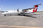 Eastern Australia Airlines (VH-SCE) de Havilland Canada DHC-8-315Q at Wagga Wagga Airport (3).jpg