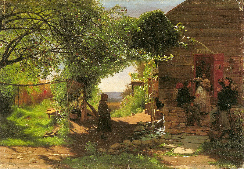 File:Eastman Johnson - Union Soldiers Accepting a Drink - ebj - fig 75 pg139.jpg