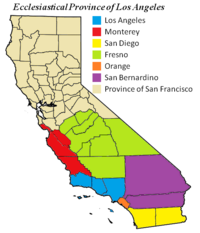 Roman Catholic Archdiocese of Los Angeles  Wikipedia