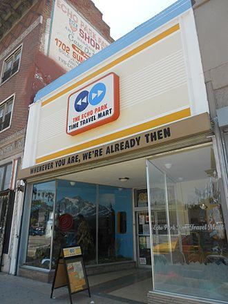 826LA - Image: Echo Park Time Travel Mart