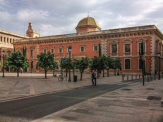 University of Valencia - The University of Valencia's Historic Building