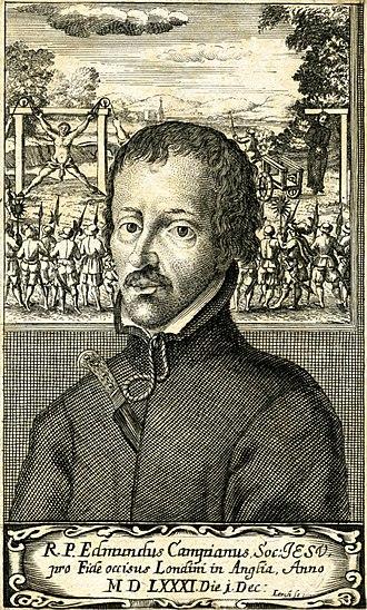 Christopher Barnewall - Edmund Campion