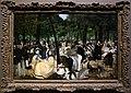 Edouard manet, musica ai giardini delle tuileries, 1862.jpg