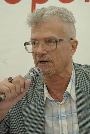 Eduard Limonov - Eduard Limonov in 2011