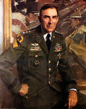 Edward C. Meyer - Portrait of GEN Edward C. Meyer