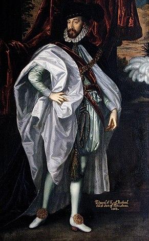 Edward Manners, 3rd Earl of Rutland English Earl