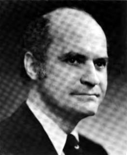 Edward N. Cahn American judge