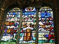 Eglise Saint-Etienne (Elbeuf), vitrail du chœur 1.jpg