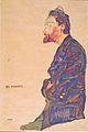 Egon Schiele - Max Kahrer im Profil - 1910.jpeg