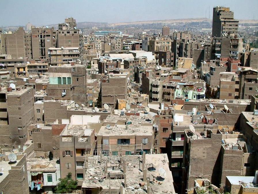Egypt-Cairo-Roof