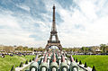 Eiffel Tower from another side of the river Seine, Paris April 2013.jpg