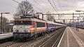Eindhoven Strijp-S RXP 9901 met laatste Alpen Express (2018) trein 13486 (40192994484).jpg