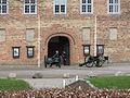 Eingangstor zum Sonderburger Schloss am 18. April 2014, Bild 02.JPG