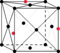 Einlagerungs Mischkristall kubisch Flächenzentriert.png