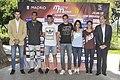 El Meeting de Atletismo se ha presentado en el Club de Campo, con el gran 'duelo de los 400 metros' como protagonista 02.jpg