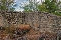 El molino de Iruelos muro interior.jpg