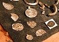 Elbląg, muzeum, fragmenty mincí II.JPG